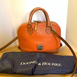 Dooney & Bourke | Mini ZIp Zip Bitsy Crossbody Bag